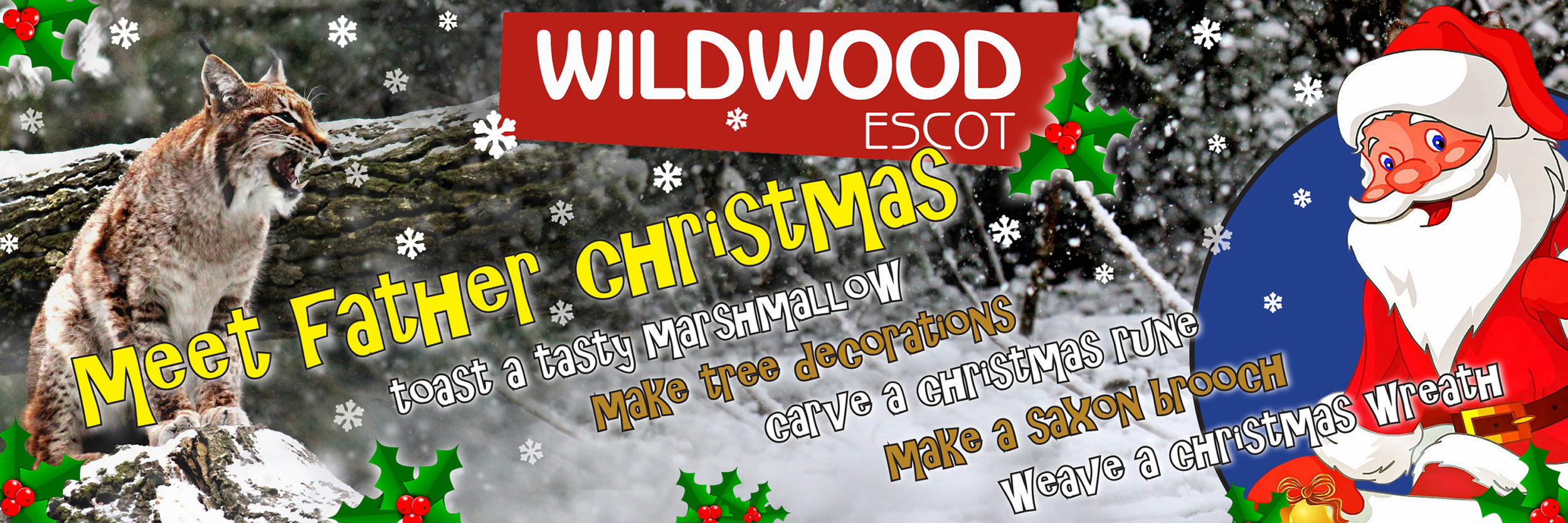 Christmas Activities | Wildwood Escot