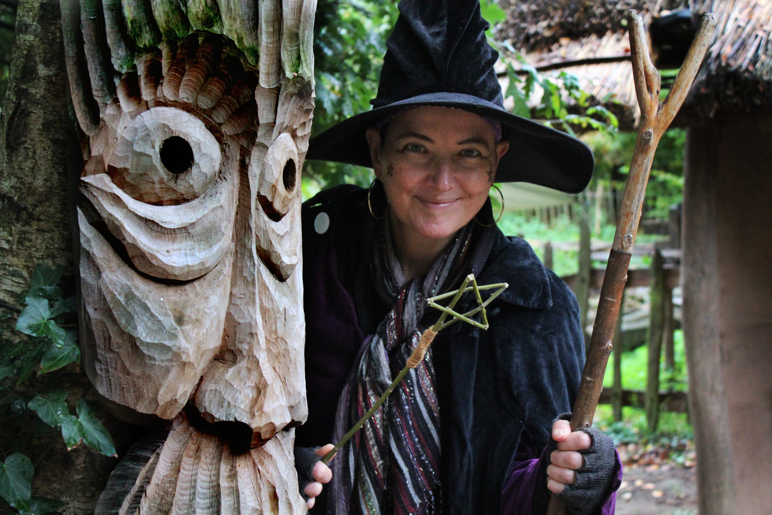 The Witch of Wildwood Escot